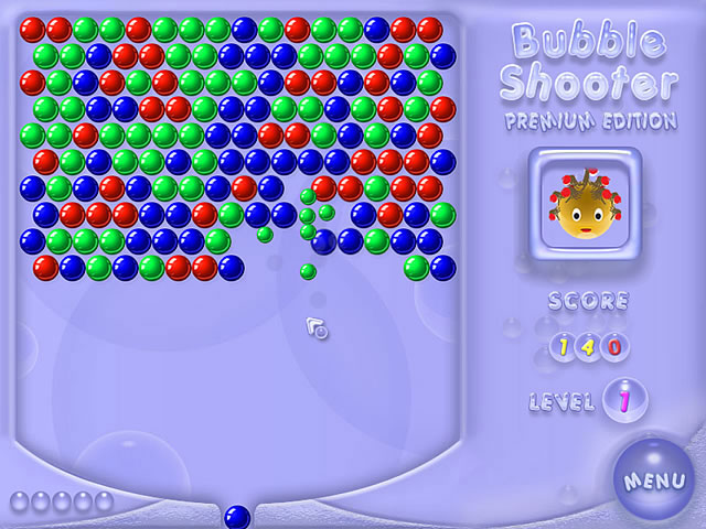 Bubble Shooter Premium Edition large screenshot
