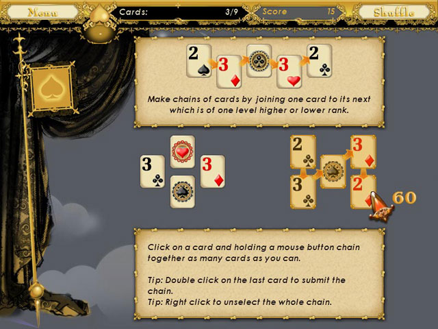 5 Realms of Cards large screenshot