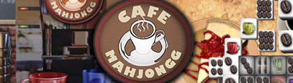 Cafe Mahjongg screenshot