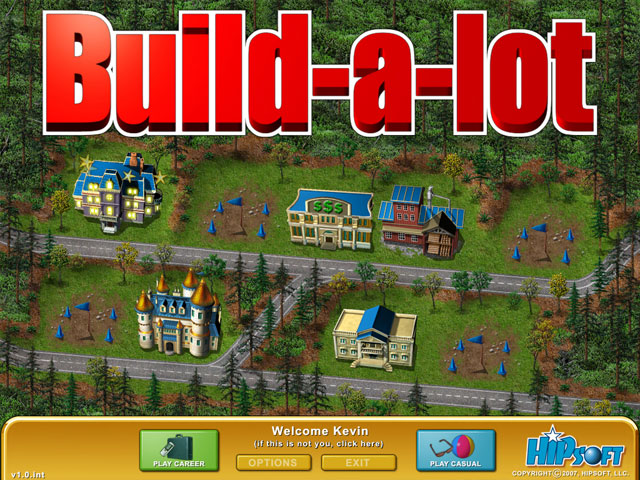 Build-A-Lot Screenshot 1