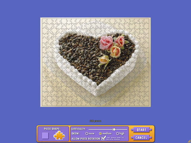 Super Jigsaw Desserts Screenshot 1