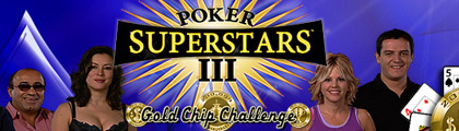 Poker Superstars III screenshot