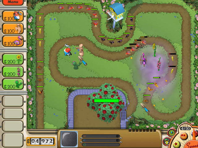 Garden Defense Screenshot 1