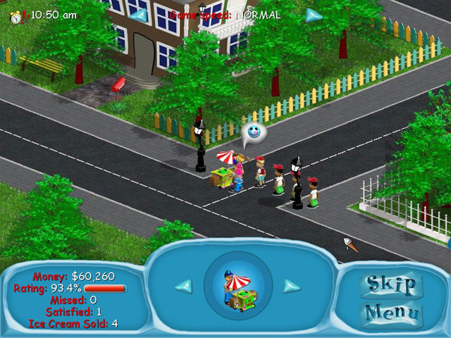 Ice Cream Tycoon large screenshot