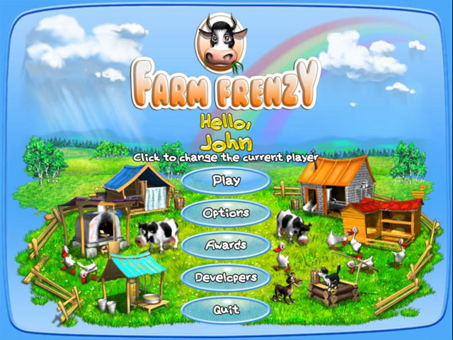 Farm Frenzy Screenshot 1