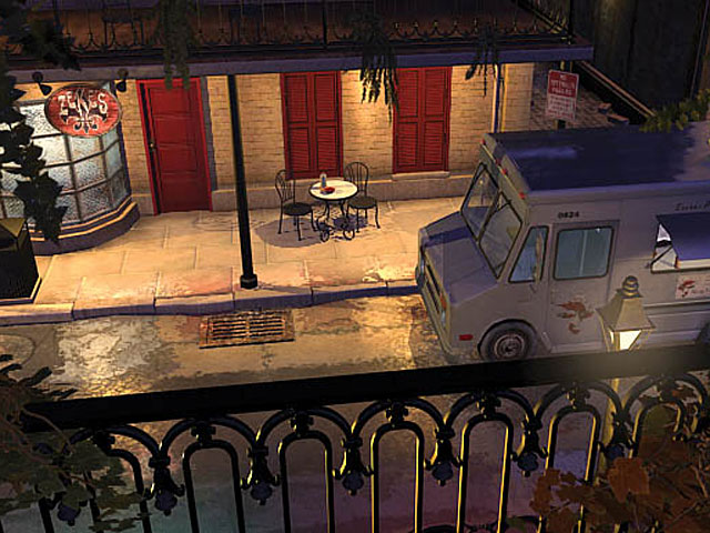 Nancy Drew Legend of Crystal Skull large screenshot