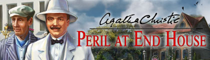Agatha Christie Peril at End House screenshot