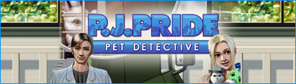 PJ Pride Pet Detective screenshot