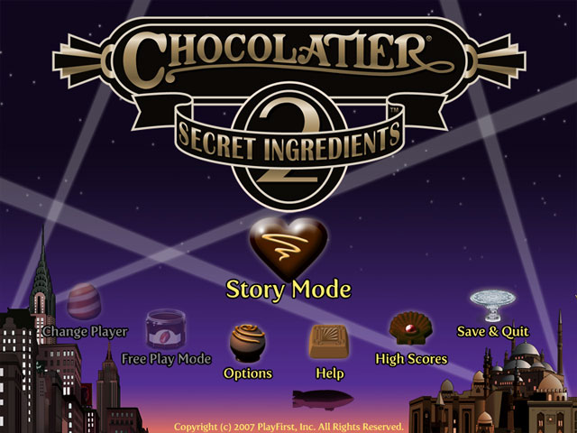 Chocolatier 2 Screenshot 1