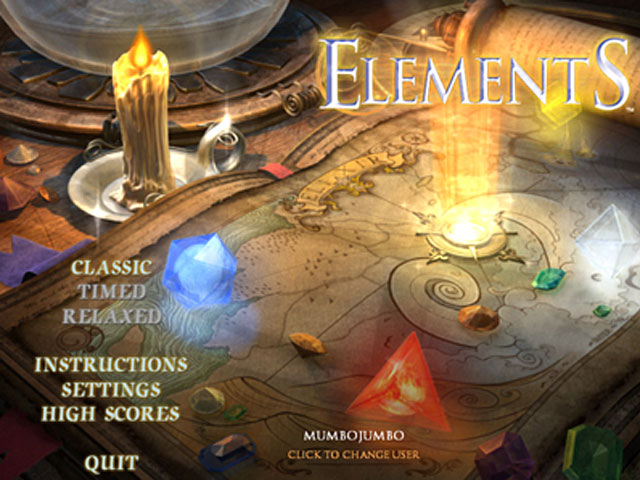 Elements large screenshot