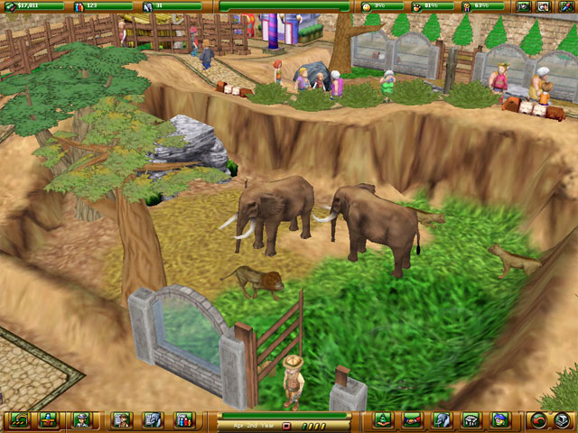 Zoo Empire Screenshot 1