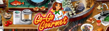 Go-Go Gourmet screenshot