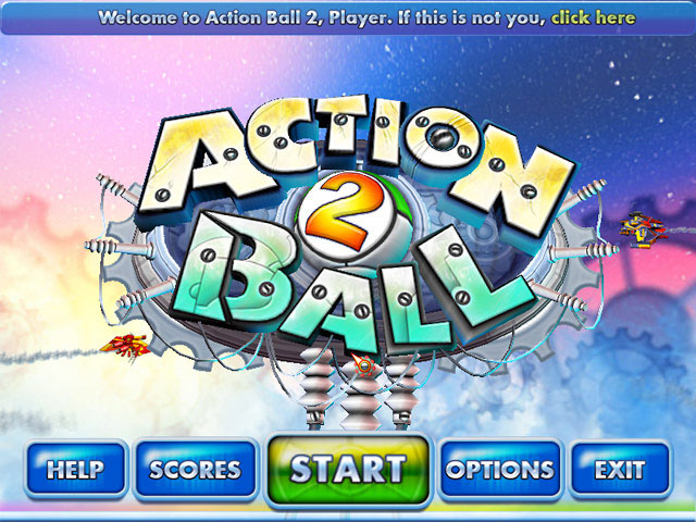 Action Ball 2 large screenshot