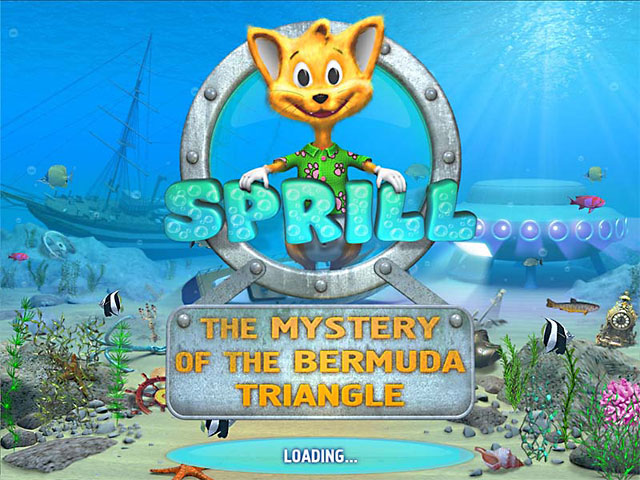 Sprill : The Mystery of The Bermuda Triangle large screenshot