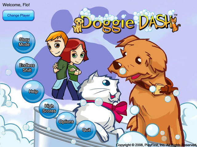 Doggie Dash Screenshot 1