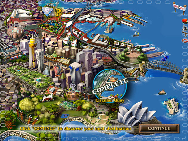 Big City Adventure Sydney Australia Screenshot 1