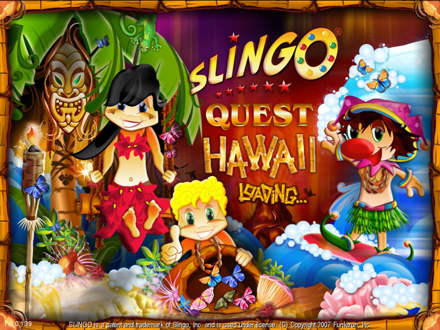 Slingo Quest Hawaii large screenshot