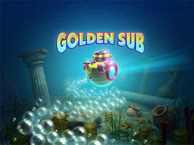 Golden Sub large screenshot