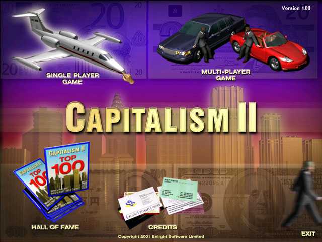 Capitalism II large screenshot