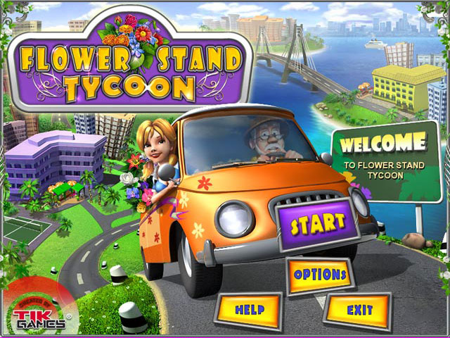 Flower Stand Tycoon Screenshot 1