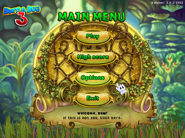 Beetle Bug 3 Screenshot 1