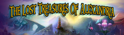 Lost Treasures of Alexandria screenshot