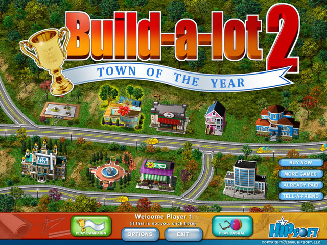 Build-A-Lot 2 Screenshot 1