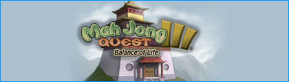 Mah Jong Quest III screenshot