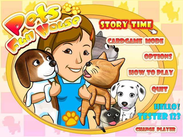 Pets Fun House large screenshot