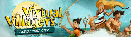 Virtual Villagers III screenshot