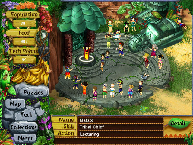 Virtual Villagers III Screenshot 1