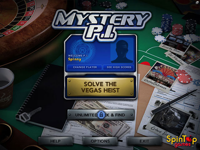 Mystery PI:The Vegas Heist large screenshot