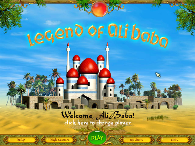 Legend of Ali Baba large screenshot