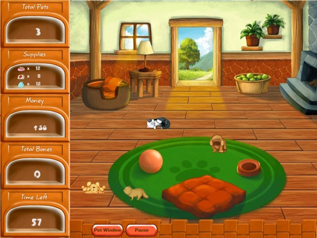 Cuddly Pet Shelter Screenshot 1