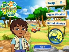 Diegos Safari Rescue Screenshot 1