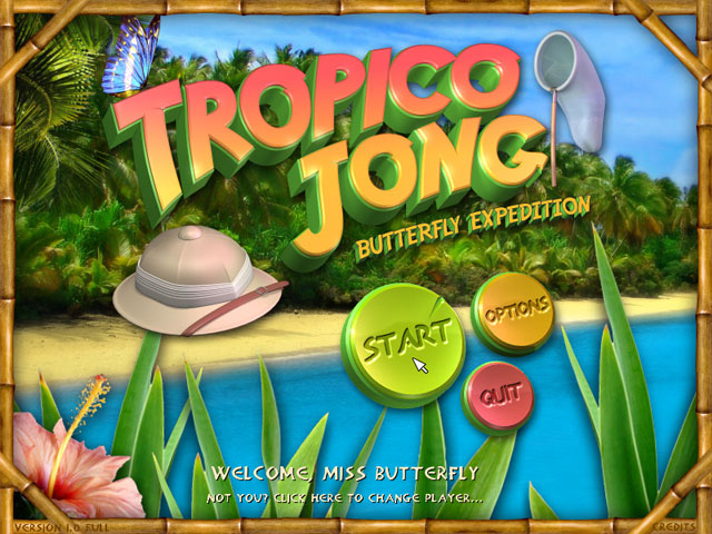 Tropico Jong: Butterfly Expedition large screenshot