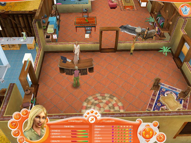 Pet Vet 3D Wild Animal Hospital Screenshot 1