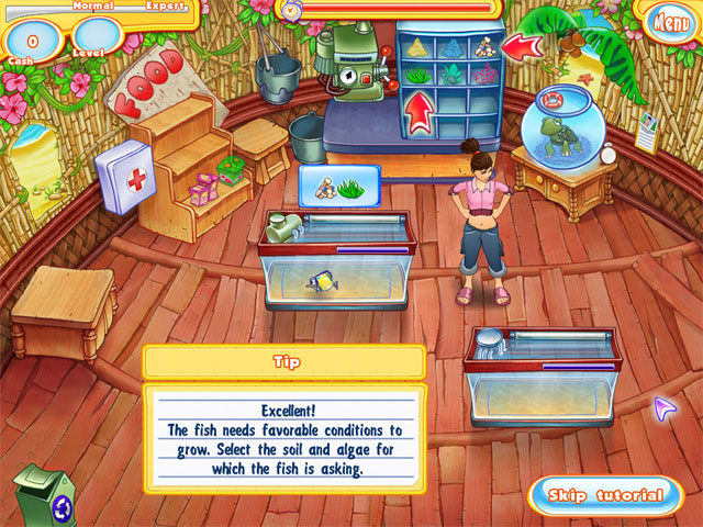 Jenny's Fish Shop large screenshot