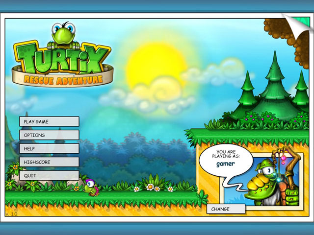 Turtix 2 Rescue Adventures Screenshot 1