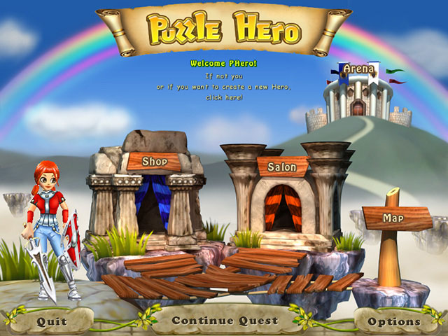 Puzzle Hero large screenshot