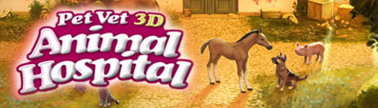 Pet Vet 3D Animal Hospital screenshot