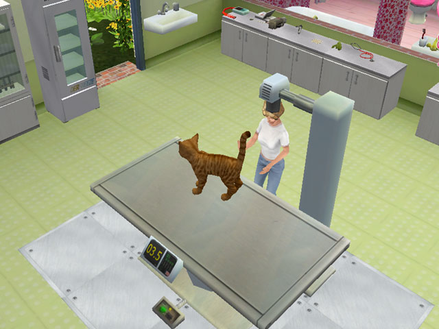 Pet Vet 3D Animal Hospital Screenshot 1