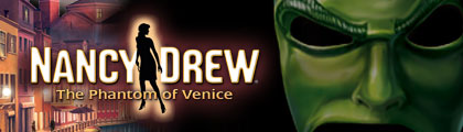 Nancy Drew: The Phantom of Venice screenshot