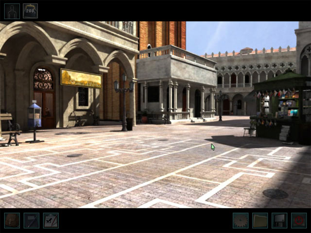 Nancy Drew: The Phantom of Venice large screenshot