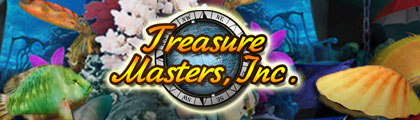 Treasure Masters, Inc. screenshot