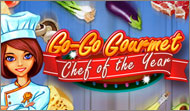 Go Go Gourmet Chef of the Year