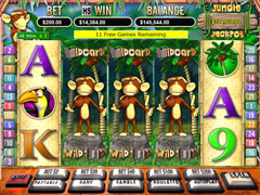 Monkey Money Slots Screenshot 3