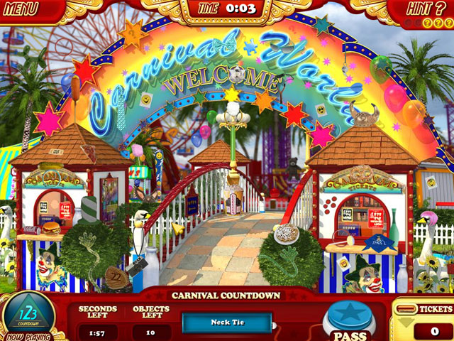 The Hidden Object Show 2 large screenshot