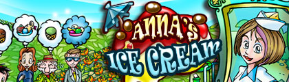 Anna's Ice Cream screenshot