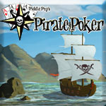 Piddlepup Pirate Poker
